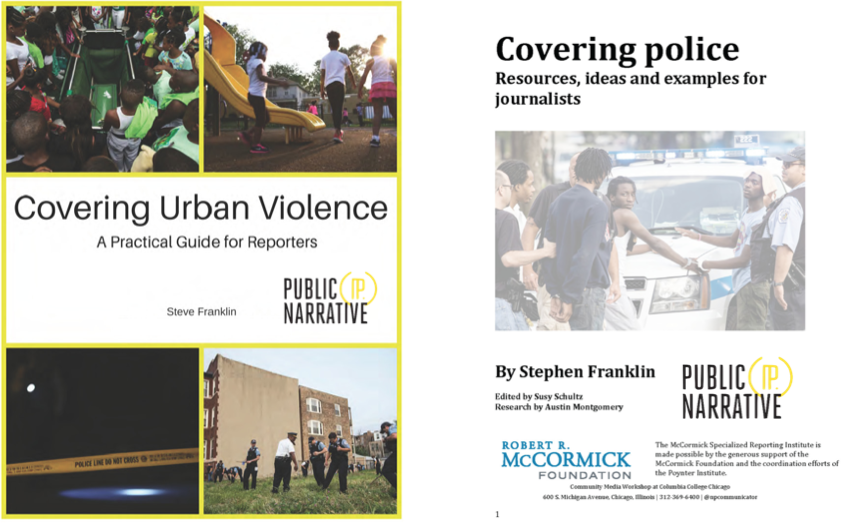 Guides for Covering Crime Image