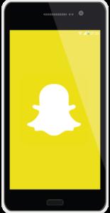 snapchat-on-phone